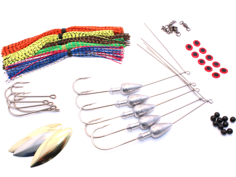 Spinnerbait Parts