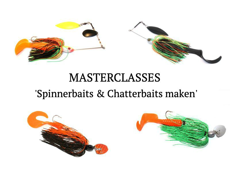 MC Spinnerbaits  & Chatterbaits Maken