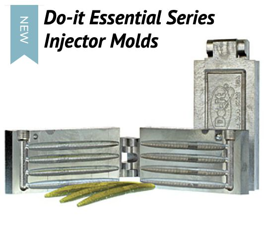 Softbait Molds (Injector)