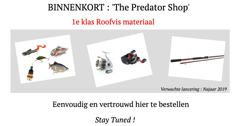 Predator Shop